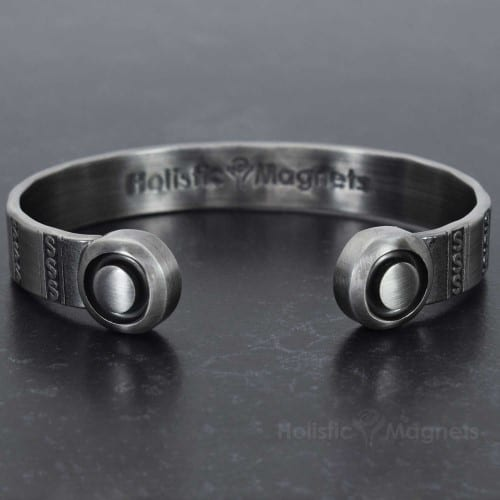 Mens magnetic therapy bracelet copper bracelet pain relief for arthritis powerful health magnets magnetic bangles arthritis jewelry hps