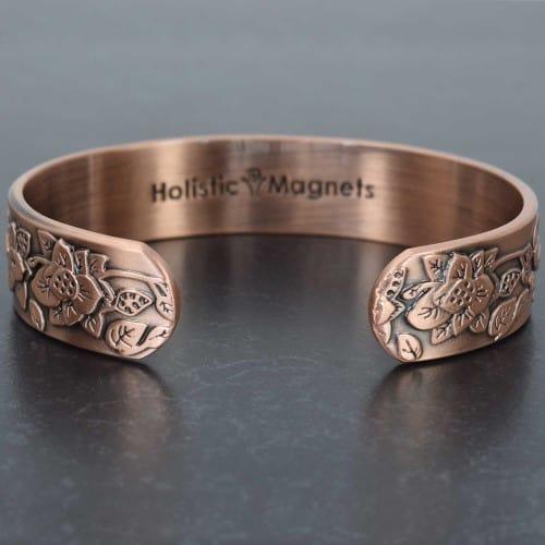 Womens magnetic bracelet for arthritis copper magnetic bracelet for pain therapeutic health bracelet bangle ef