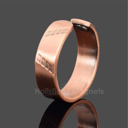 copper magnetic ring for arthritis in fingers pr