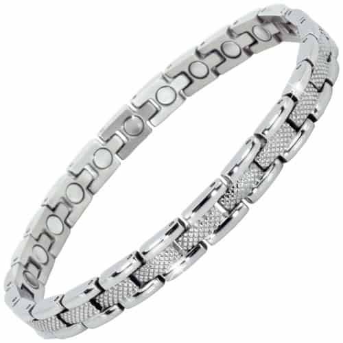 ladies magnetic health bracelet magnetic therapy for women pain relief