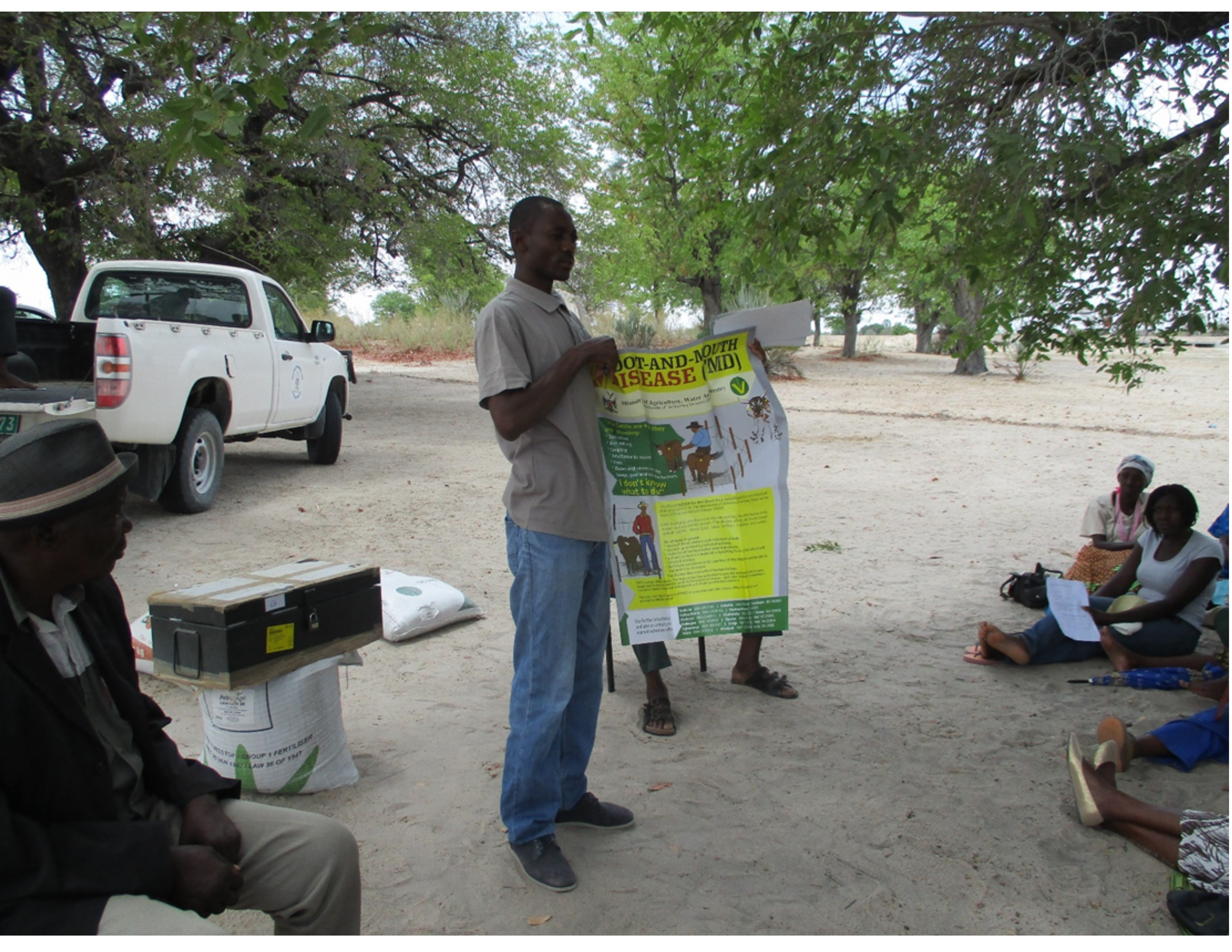 Conservation Agriculture In Namibia