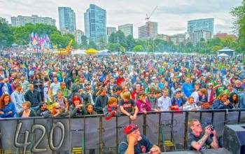 Day 60:  Boston Freedom Rally Presentation and Speaking Times