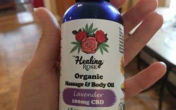 PSA for Bodyworkers – CBD Oil Helps Clients and Your Hands Too!!!