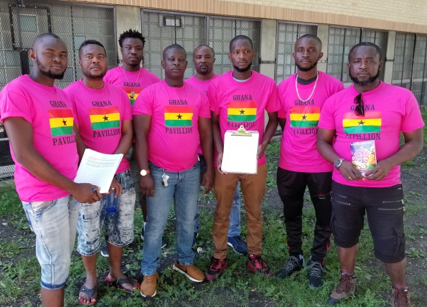 Ghanaian - gay right activist - sulemana-abdulai