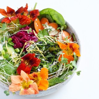 How to Build a Spring Salad