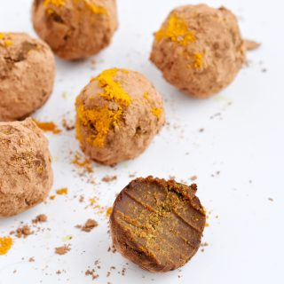 Paleo Adaptogenic Golden Milk Chocolate
