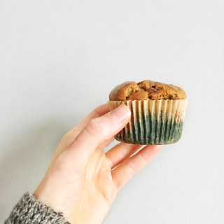 Paleo and Ketogenic Pumpkin Chocolate Chip Muffins