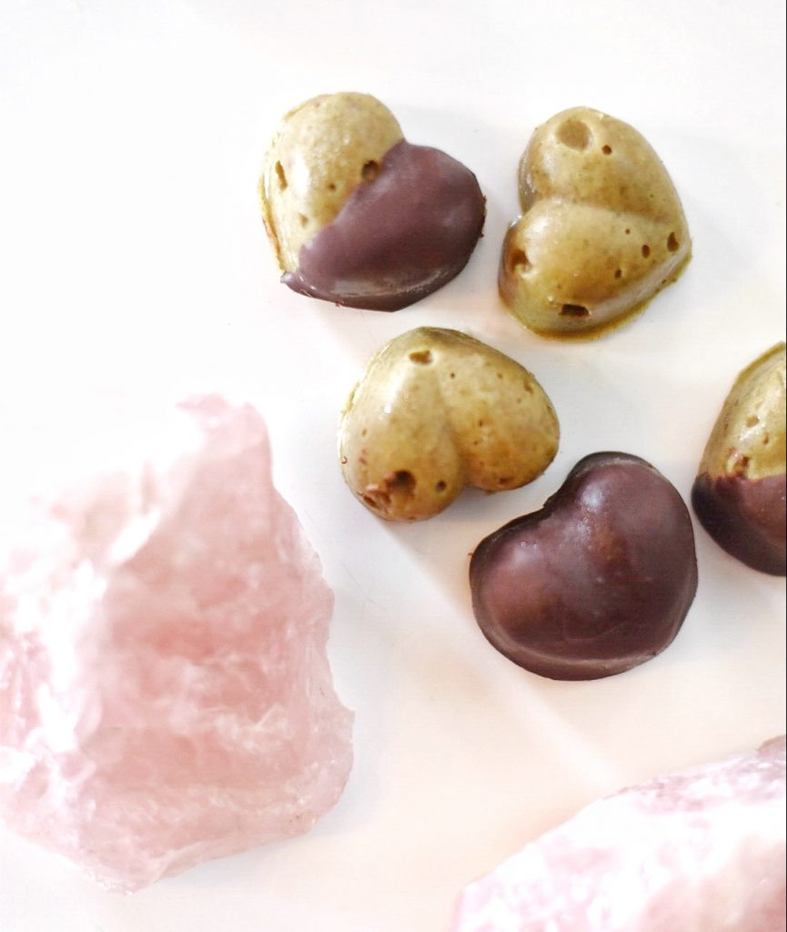 Aphrodisiac Fat Balls: The Perfect Valentine's Day Treat!