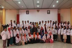 Pelatihan Mahasiswa Farmasi