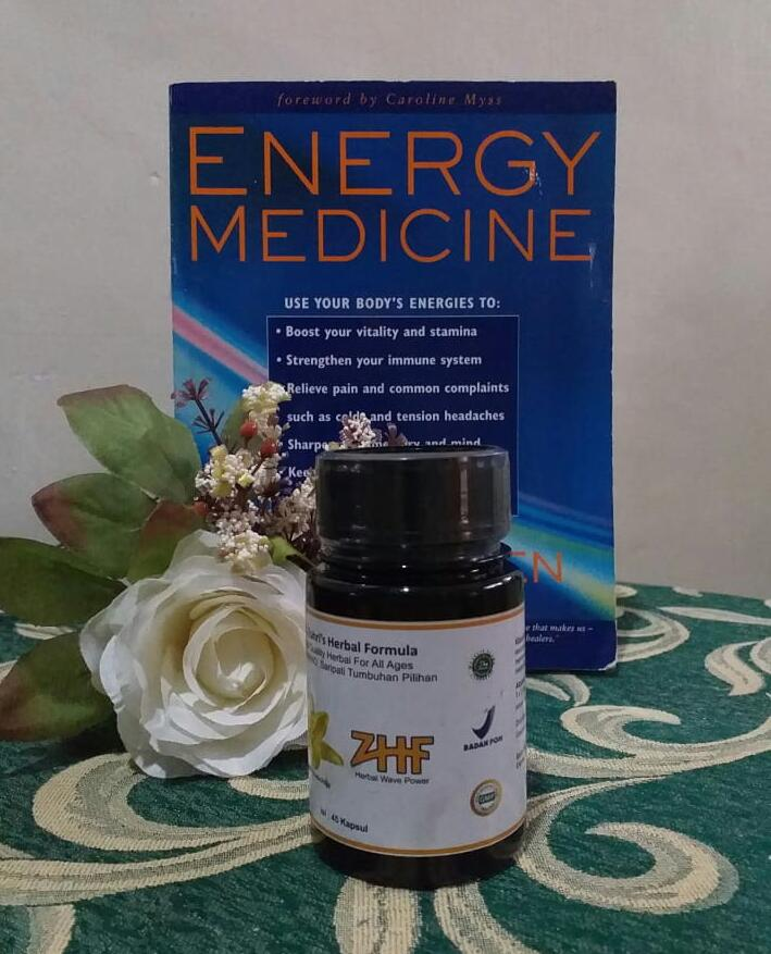 Herbal Wave Power