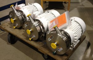 S200 Pumps with Front Facing Casing Drains
