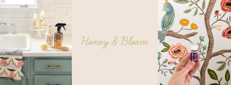 honey and bloom facebook cover