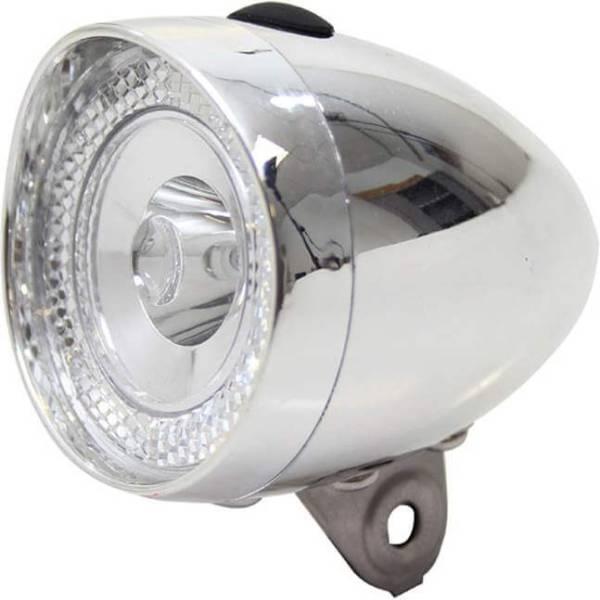 Startpagina / Fietsverlichting / HBS Fietsverlichting / HBS Fietskoplamp op Batterijen / HBS Fietskoplamp Klassiek / Union Koplamp UN-4956 Retro ...