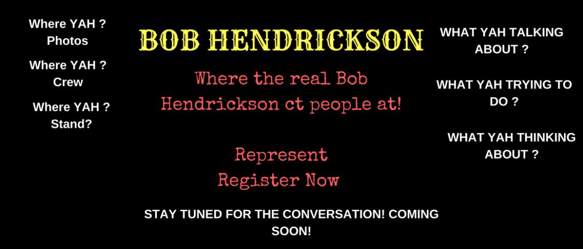Bob Hendrickson