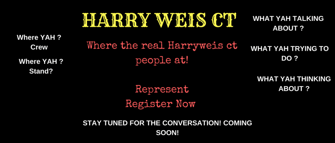 Harry weis ct