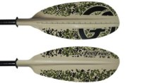 Feelfree camo forest paddle