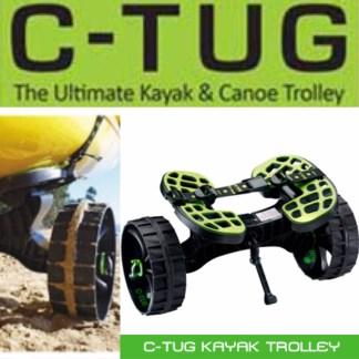 C-Tug kajak trolley