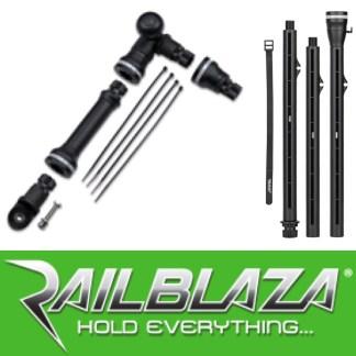 Railblaza Pelagic fishing kit set