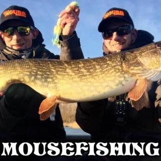 Mousefishing Lures
