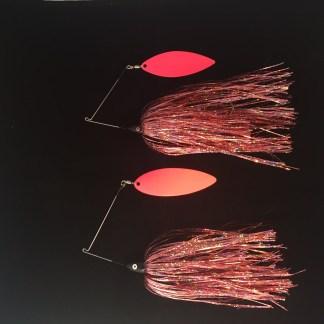 Spinnerbait Pink pearson grinder buy online kopen
