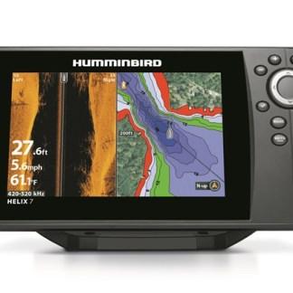 Humminbird HELIX 7X CHIRP SI GPS G2 aanbieding