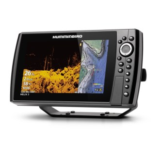 Hollandlures HUMMINBIRD HELIX 9 CHIRP MEGA DI+ GPS G4N 411370-1 front right