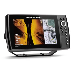 Hollandlures HUMMINBIRD HELIX 9 CHIRP MEGA SI+ GPS G4N 411380-1M front left