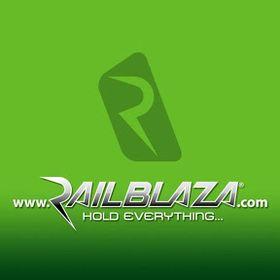 Railblaza houders en steunen
