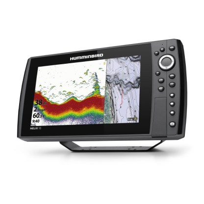 Hollandlures HUMMINBIRD HELIX 10 CHIRP GPS G4N 411400-1 front right