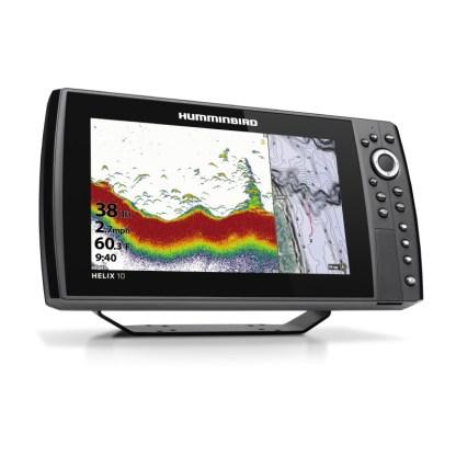 Hollandlures HUMMINBIRD HELIX 10 CHIRP GPS G4N 411400-1 left