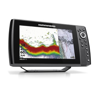 Hollandlures HUMMINBIRD HELIX 10 CHIRP GPS G4N 411400-1 left