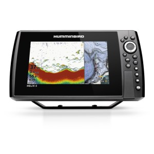 Hollandlures HUMMINBIRD HELIX 8 CHIRP GPS G4N 00447500 front down
