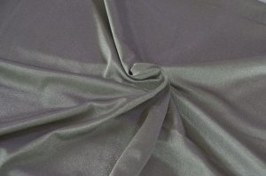 Stretch conductive fabric soft stretchable Silver colour