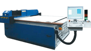 Amucor foil reinforement net automated CNC cutting system large quantities according CAD drawing