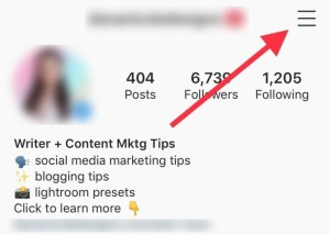 create business or creator Instagram accounts
