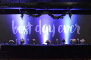 Photo and Floral by Holliday Flowers & Events