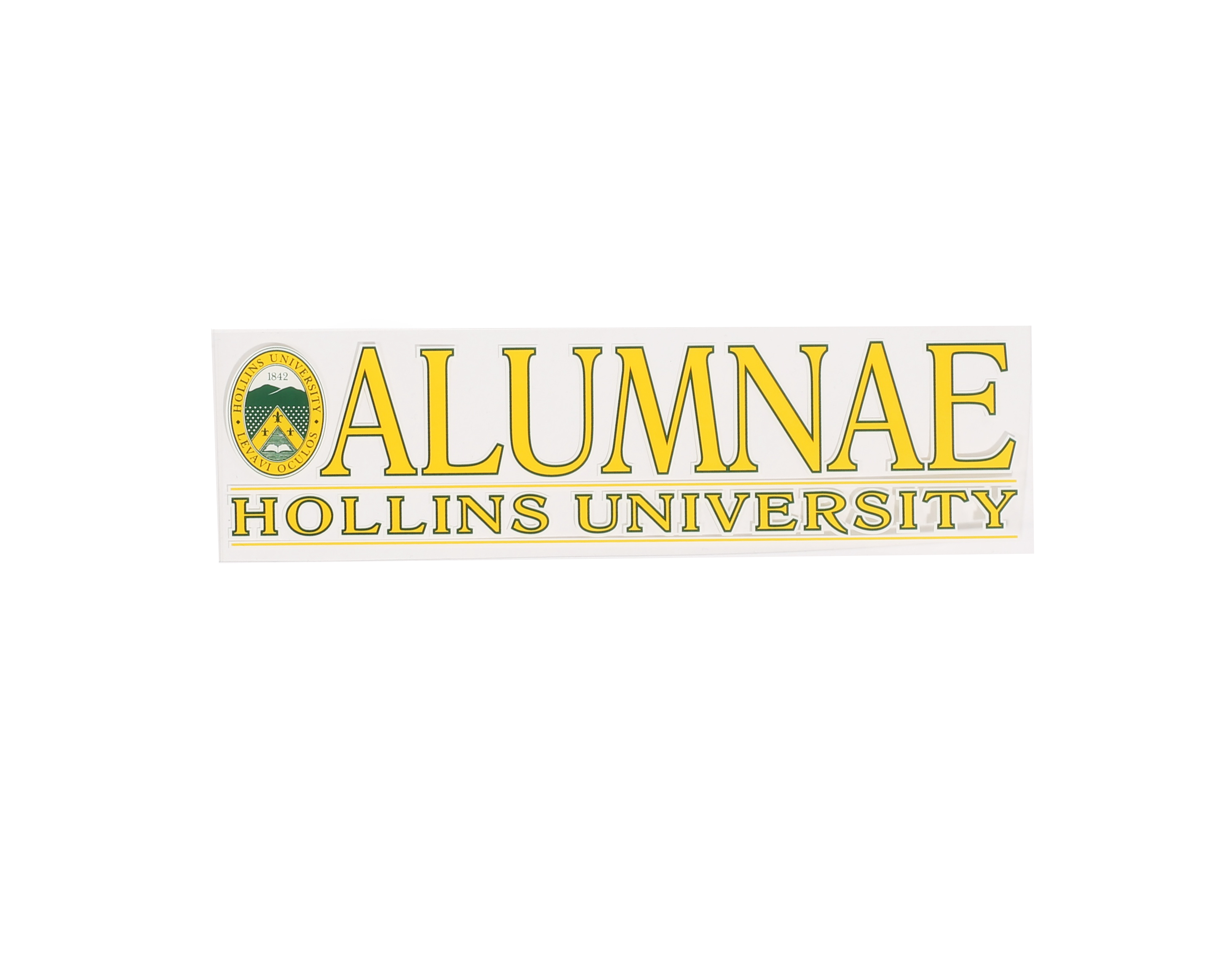 Alumnae Hollins Decal