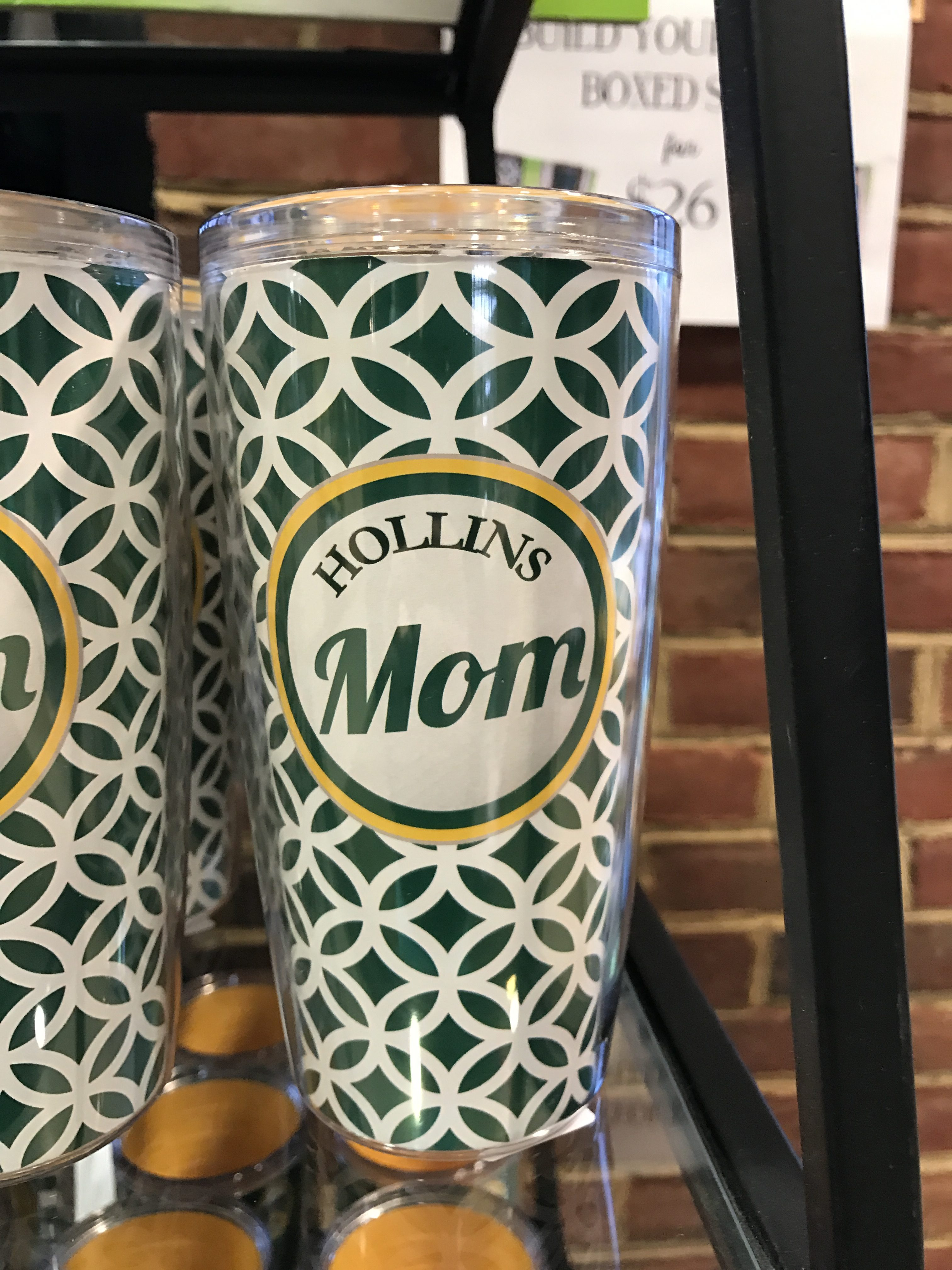 Signature 16 oz Mom Tumbler Fun