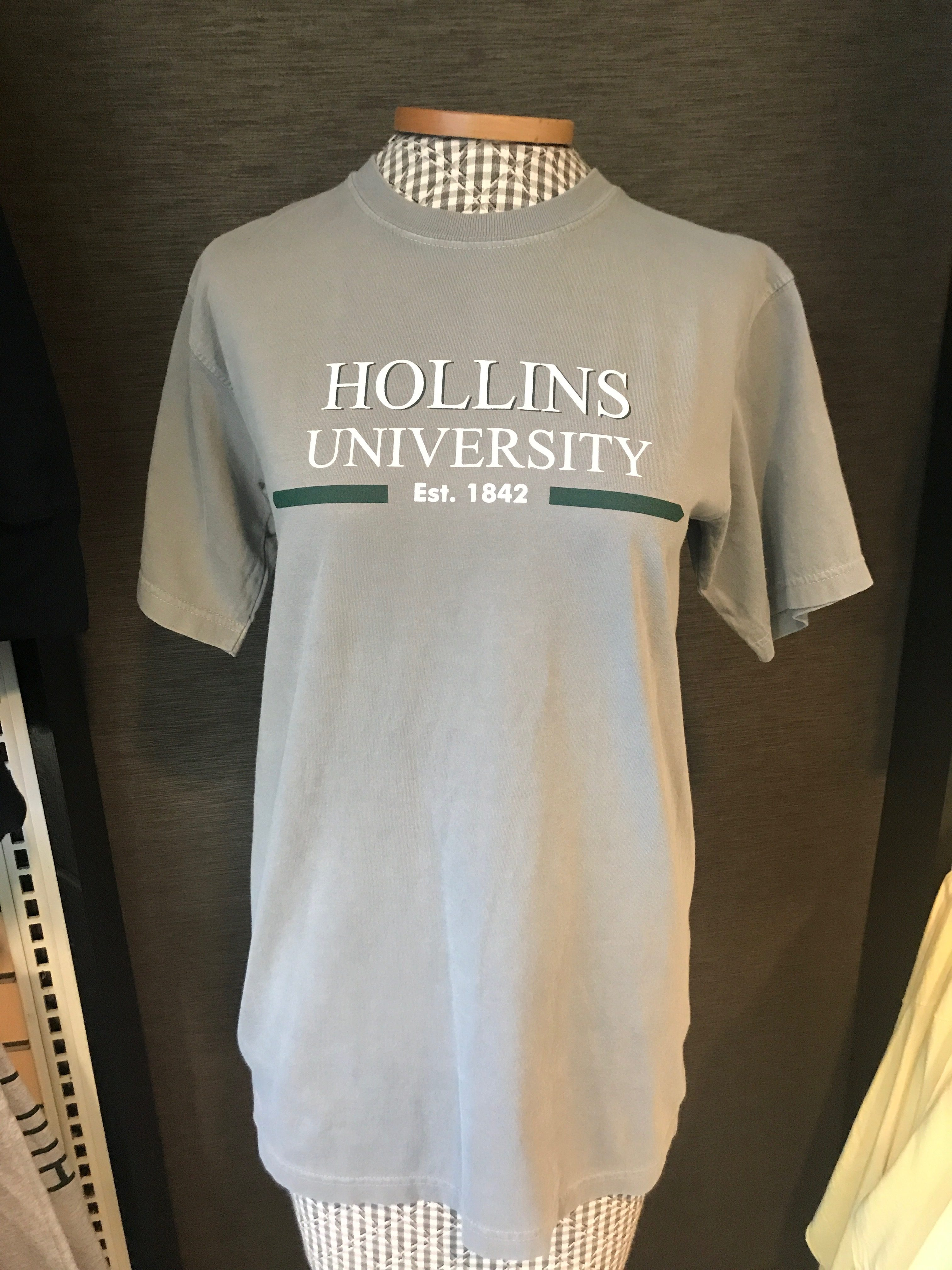 Hollins University T – Gray
