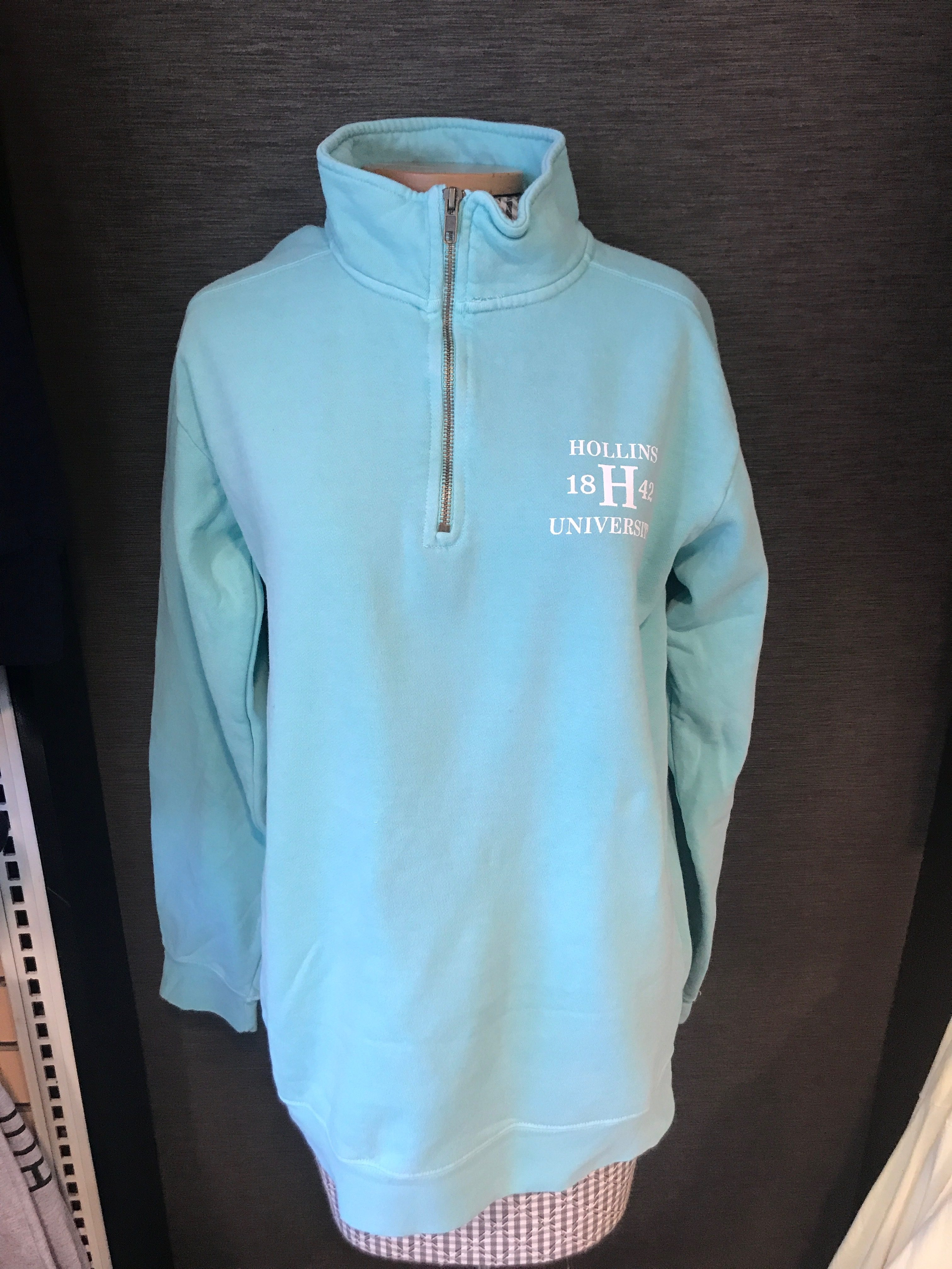 Quarter Zip Comfort Colors Sweatshirt