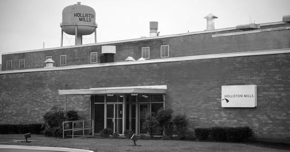 Holliston Mills Plant, Church Hill, Tennessee