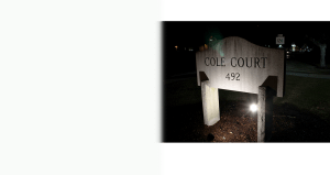 Cole Court - Homepage Image