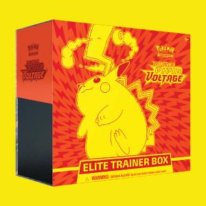 Pokémon Vivid Voltage Elite Trainer Box
