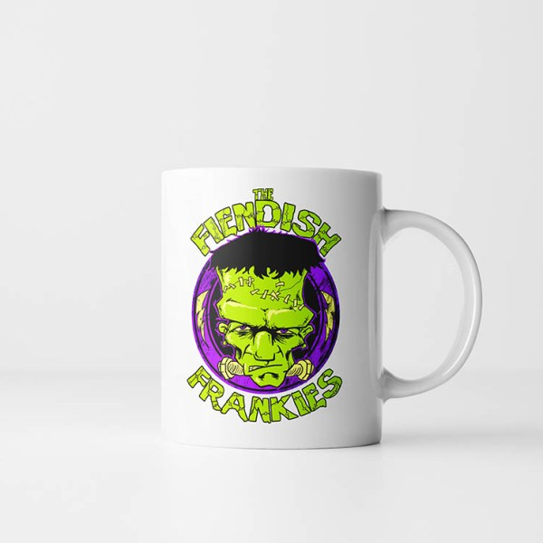 Fiendish Frankies Mug