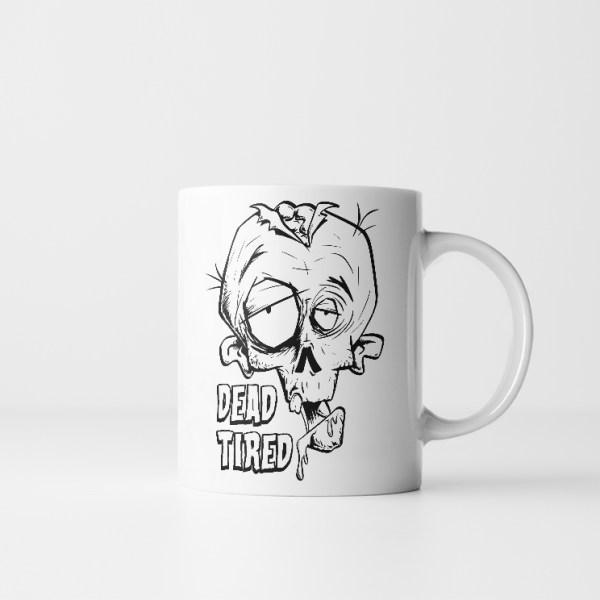 Dead Tired Mug