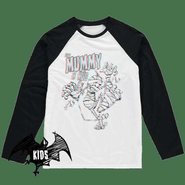 Give Mummy a Hug 3D Kids Shirt