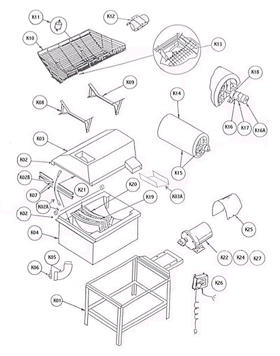 Washer Parts: Commercial Washer Parts
