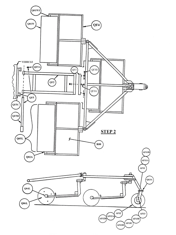 Ball Picker Staggered Qp9e 15e 21e Hollrock Engineering