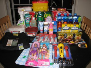 Kmart Shopping Trip 12/5/2008