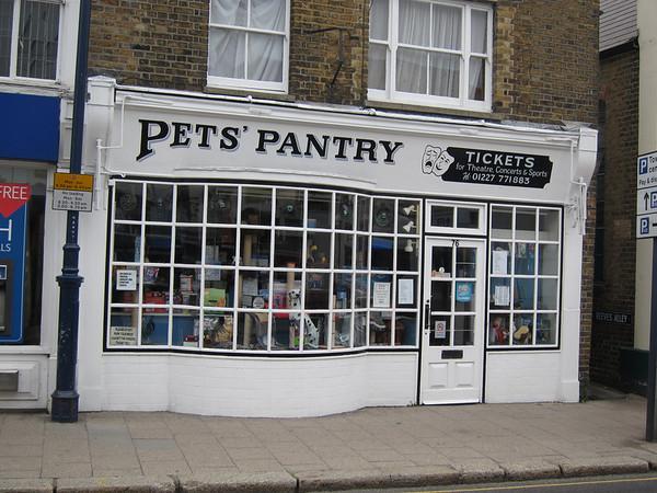 Pets' Pantry
